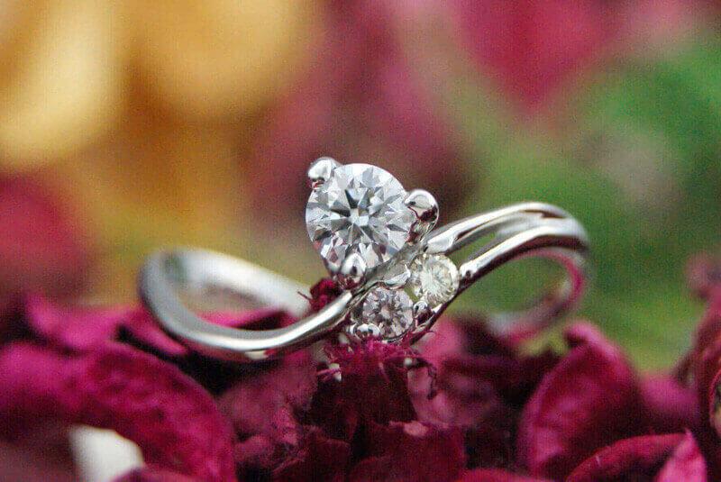 kazariya Yui | ダイアモンド | かざりやゆい | 世界に一つだけの結婚指輪「kazariya Yui」 | 福島県郡山市