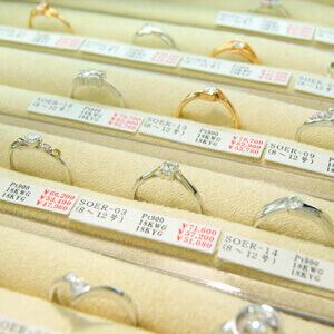 kazariya Yui | セミオーダーメイド | かざりやゆい | 世界に一つだけの結婚指輪「kazariya Yui」 | 福島県郡山市