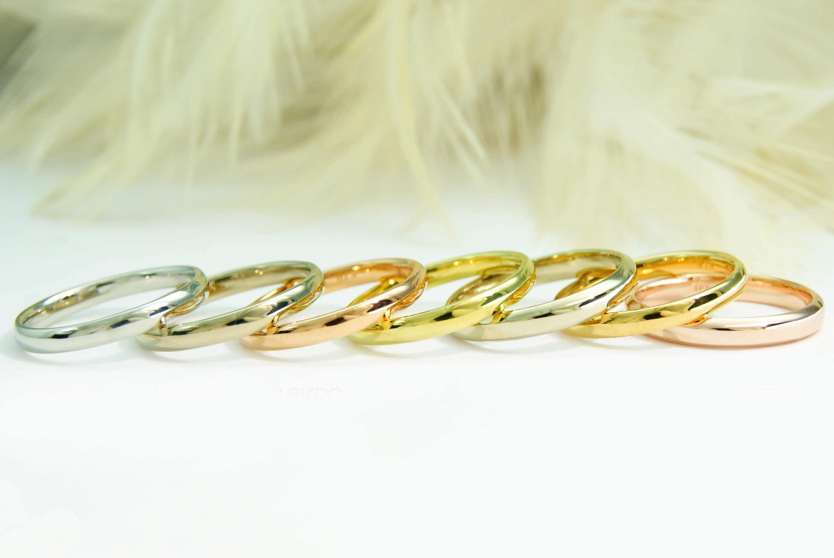 加工法 | 取り扱い貴金属 | かざりやゆい | 世界に一つだけの結婚指輪「kazariya Yui」 | 福島県郡山市
