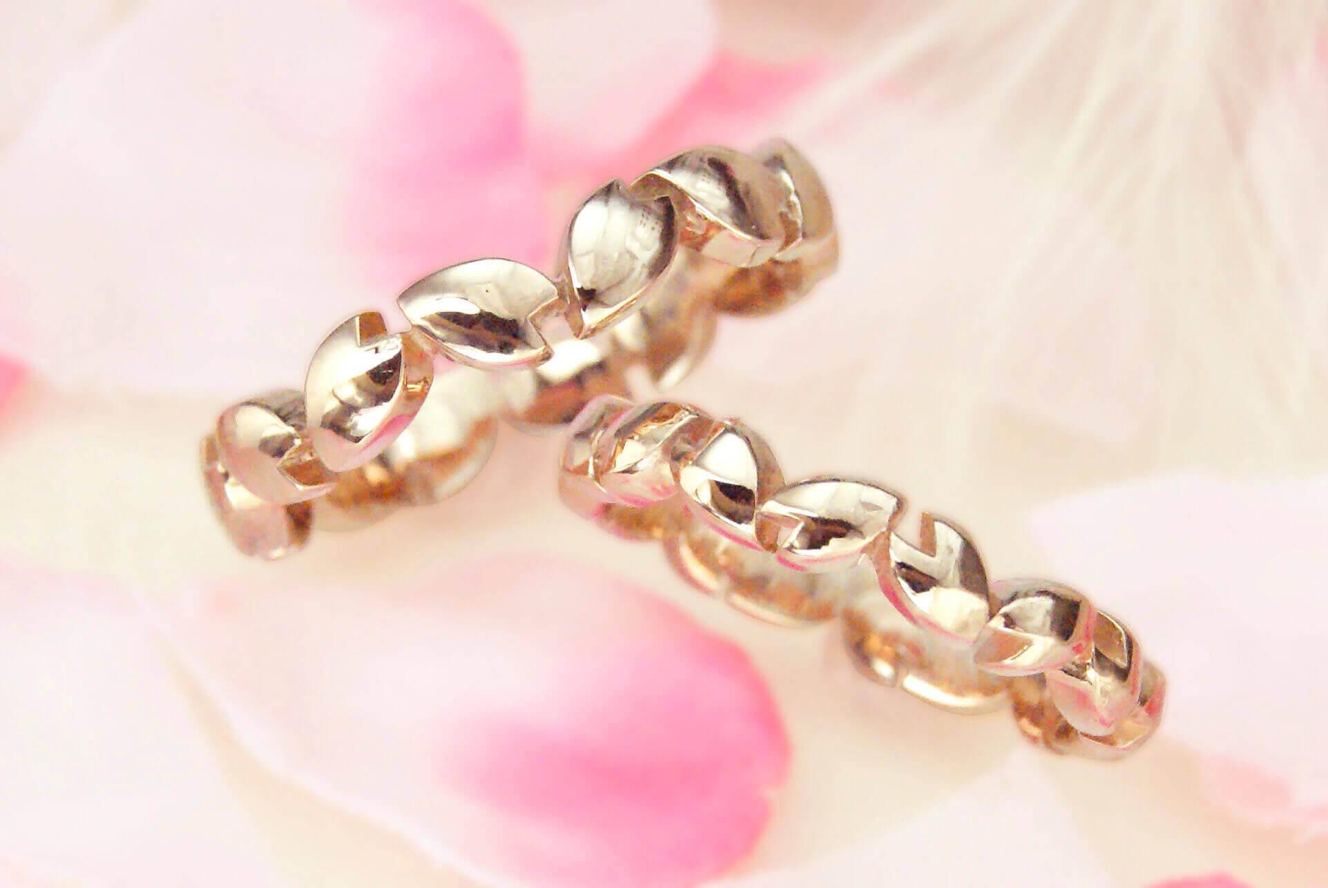 デザイン | 二人の思い出 | かざりやゆい | 世界に一つだけの結婚指輪「kazariya Yui」 | 福島県郡山市