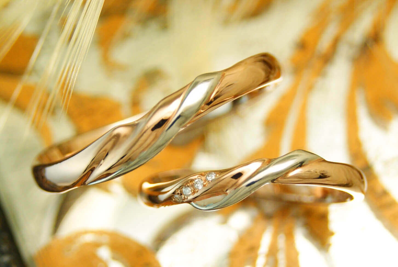 デザイン | 優しい | かざりやゆい | 世界に一つだけの結婚指輪「kazariya Yui」 | 福島県郡山市