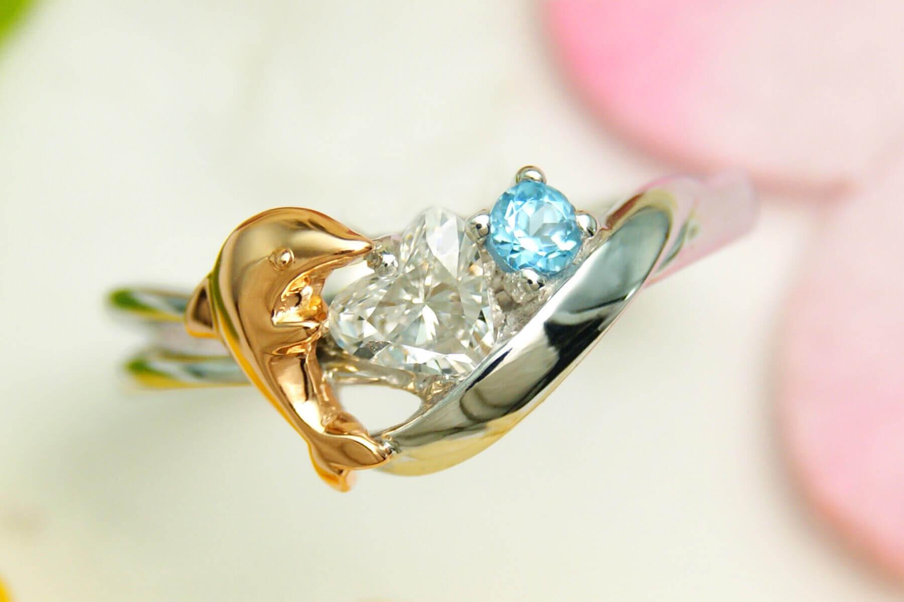 ジュエリーレンタル | 婚約指輪製作・完成 | かざりやゆい | 世界に一つだけの結婚指輪「kazariya Yui」 | 福島県郡山市