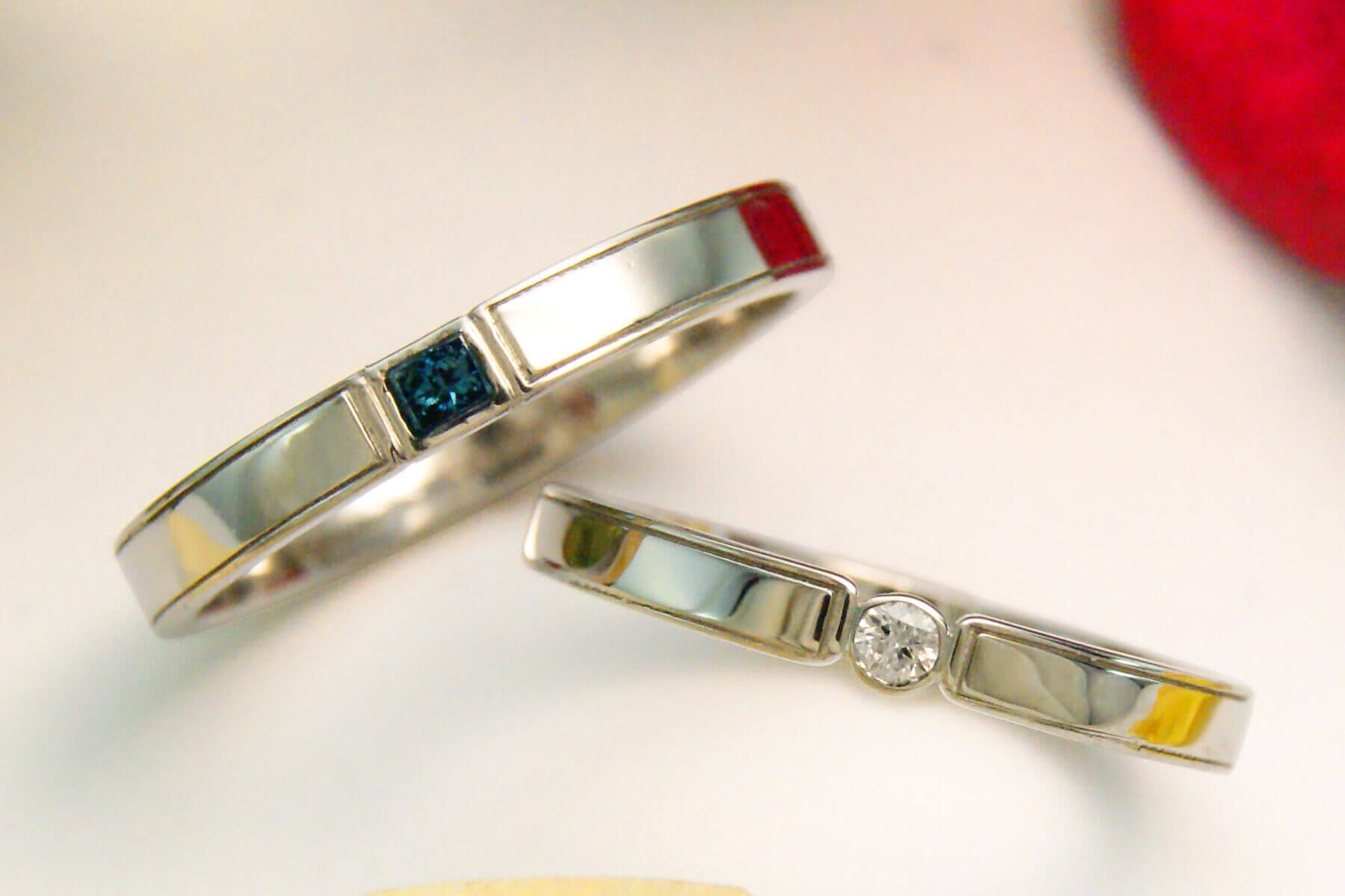 メモリアルアレンジ | 結婚指輪 | かざりやゆい | 世界に一つだけの結婚指輪「kazariya Yui」 | 福島県郡山市