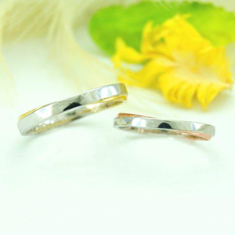 世界に一つだけの結婚指輪 kazariyaYui 福島県郡山市