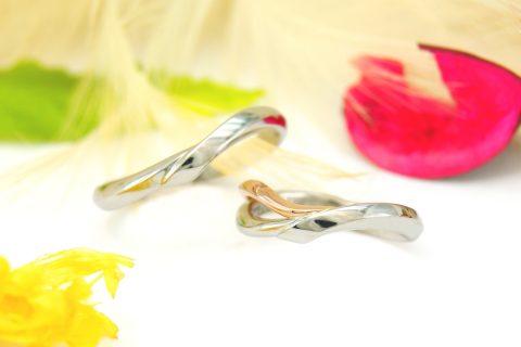 オーダーメイド,結婚指輪,kazariyaYui,福島県郡山市