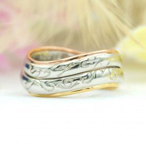 ホルンとファゴットの結婚指輪/福島県郡山市