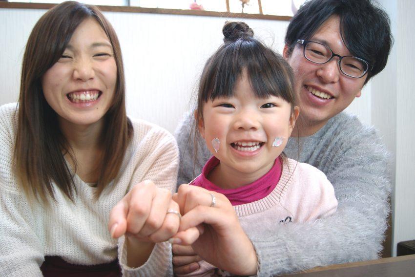 結婚指輪をご依頼された須賀川市からお越しの大和田さんご夫妻オフショット/kazariyaYui福島県郡山市