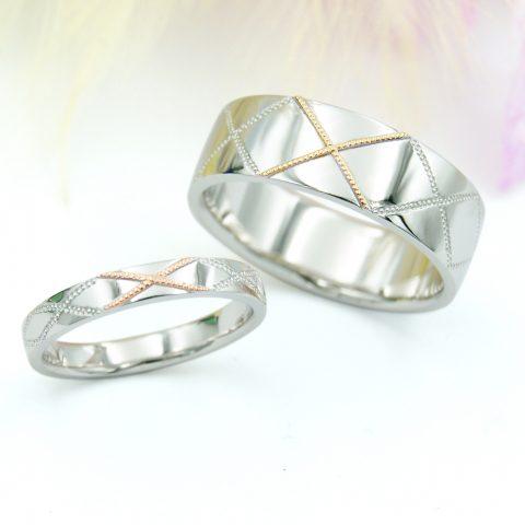 結婚10周年記念のアニバーサリーリング/kazariyaYui福島県郡山市