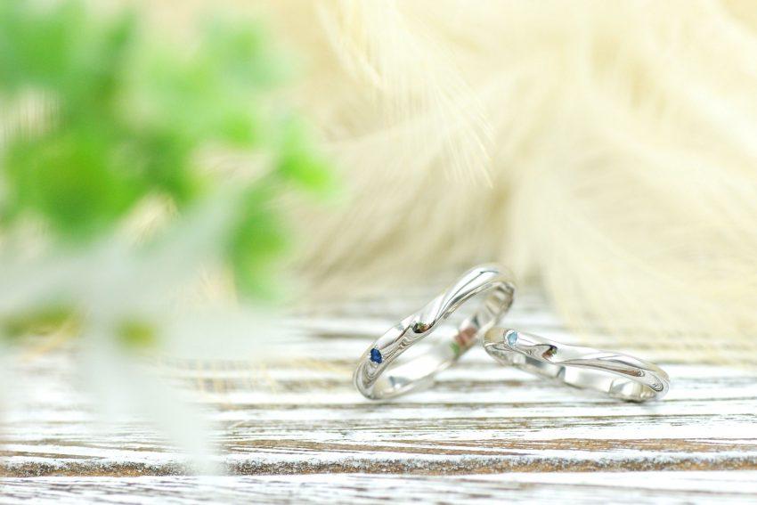 二本松市からお越しの佐藤さんご夫妻の結婚指輪/kazariyaYui福島県郡山市