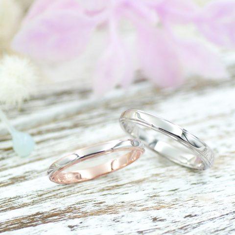 いつまでも変わらない人気の結婚指輪/kazariyaYui福島県郡山市
